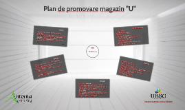 Plan de promovare magazin U
