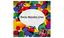 Curriculum Rocío Morales