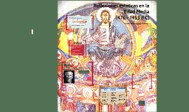 Reflexiones estéticas en la Edad Media