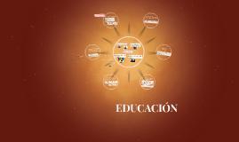 La educación: