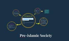 Pre-islamic Society