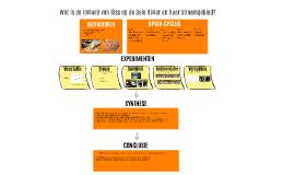 Wat is de invloed van löss op de Gele Rivier en haar stroomg