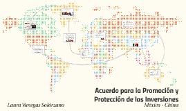 Acuerdo para la Promoción y Protección de las Inversiones