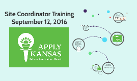 Apply Kansas Site Coordinator Training