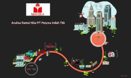 Copy of Copy of Analisis Rantai Nilai PT Mayora Indah Tbk
