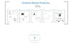 Grameen Danone Foods Inc