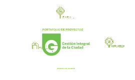 COORDINACIÓN GENERAL DE GESTIÓN DE LA CIUDAD