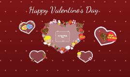Valentines day prezi