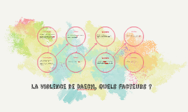 Causes de la violence de Daesh