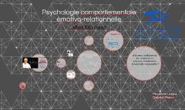 Psychologie comportementale émotivo-relationnelle