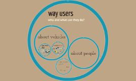way users
