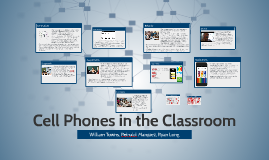 cellphones in the classroom One of the most common distractions in school is the cell phone with the  snapchat generation, social media, and all the games & apps.