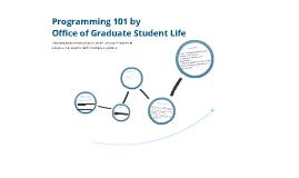 Graduate Student Life Programming