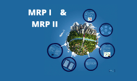 MRP I & MRP II