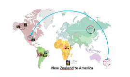 Copy of New Zealand to America