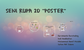 SENI RUPA 2D 'poster'