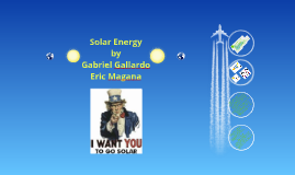 Copy of Solar Energy