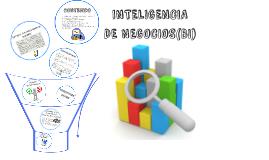 INTELIGENCIA DE NEGOCIOS(BI)