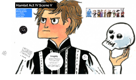 Hamlet Act IV Scene V