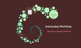 Endowment and Scholarship Workshop