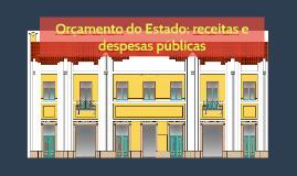 Orçamento do Estado: receitas e despesas públicas