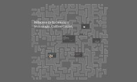 Copy of Relacion Ciencia y Tecnologia