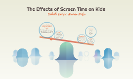 How much time does the average teen spend on a screen?: