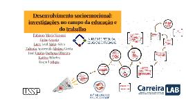 SBP-MESA: DSE: investigações no campo da educação e do trabalho
