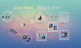 Zazac Namoo ir Happy D. Artist