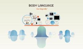 Copy of BODY LANGUAGE
