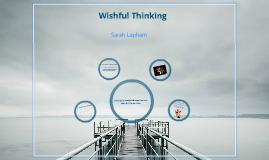 Wishful Thinking Fallacy