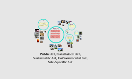 Public Art, Installation Art, Environmental Art, Sustainable Art, Site Specific Art