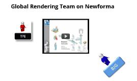 Global Rendering Team on Newforma