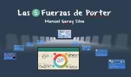 Copy of Las 5 Fuerzas de Porter