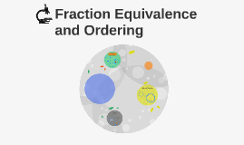 Fraction Equivalence and Ordering