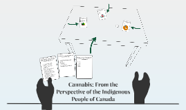 Cannabis: From the Perspective of the Indigenous People of Canada