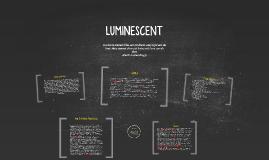 LUMINESCENCE