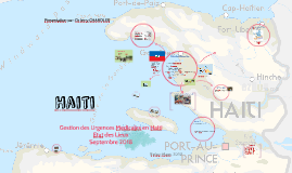 Copy of Impact des Desastres sur HAITI