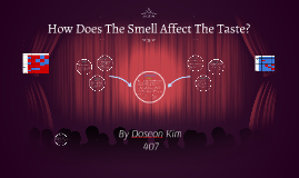 How Does The Smell Affect The Taste?