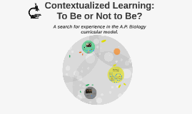 Contextualized Learning: To Be or Not to Be