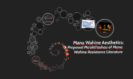 Mana Wahine Aesthetics