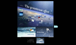 Wind and Wave power, Greenhouse effect