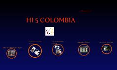 HI 5 COLOMBIA
