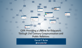 #TIC2014 CPR: Providing a Lifeline for Educators Through 21st Centur