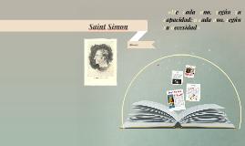 Saint Simon (Filosofo)