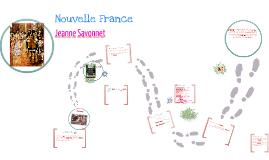 Copy of Nouvelle France