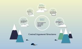 Copy of Central Argument Structures