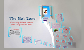 Copy of English 10 CP: The Hot Zone