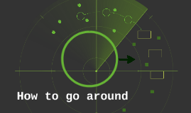 How to go around