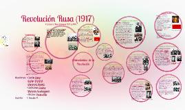 Copy of Revolución Rusa (1917)